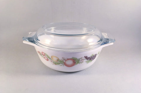 Boots - Orchard - Casserole Dish - 2 1/2pt - The China Village