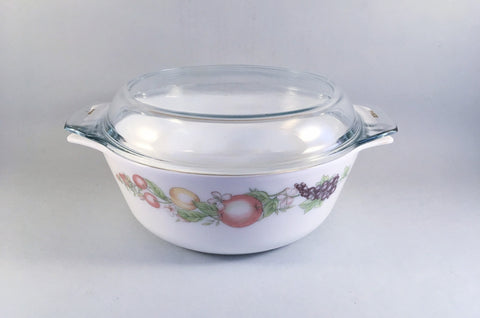 Boots - Orchard - Casserole Dish - 3 1/2pt - The China Village
