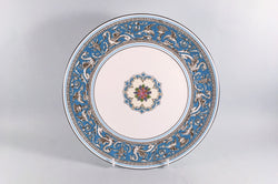 "Wedgwood - Florentine - Turquoise - Bread & Butter Plate - 9 1/2"" - The China Village"