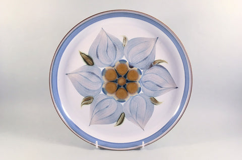 "Denby / Langley - Chatsworth - Dinner Plate - 10 1/8"" - The China Village"