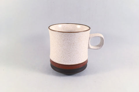 "Denby - Potters Wheel - Tan Centre - Mug - 3 1/4 x 3 1/2"" - The China Village"