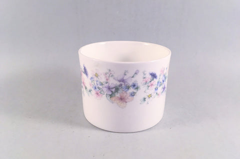 "Wedgwood - Angela - Plain Edge - Sugar Bowl - 3 3/8"" - The China Village"