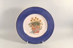 "Wedgwood - Sarah's Garden - Starter Plate - 8 1/4"" - The China Village"