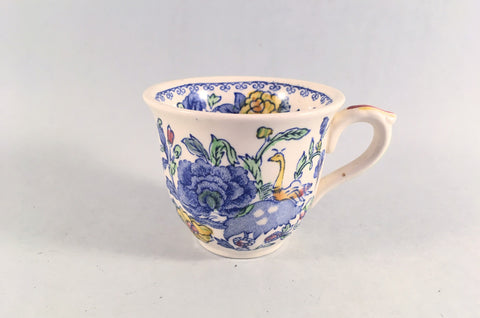 "Mason's - Regency - Coffee Cup - 2 3/4 x 2 1/4"" - The China Village"
