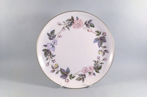 "Royal Worcester - June Garland - Bread & Butter Plate - 9"" - The China Village"