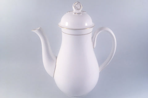 Royal Worcester - Contessa - Coffee Pot - 2pt - The China Village