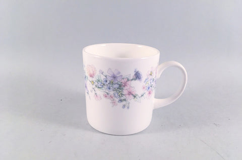 "Wedgwood - Angela - Plain Edge - Coffee Can - 2 5/8 x 2 5/8"" - The China Village"