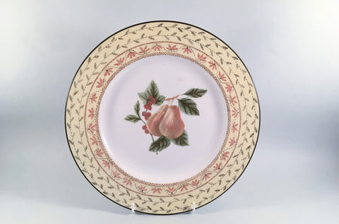 "Johnsons - Fruit Sampler - Dinner Plate - 10 7/8"" - The China Village"