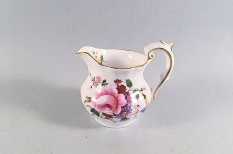 Royal Crown Derby - Derby Posies - Red Backstamp - Miniature Jug - The China Village