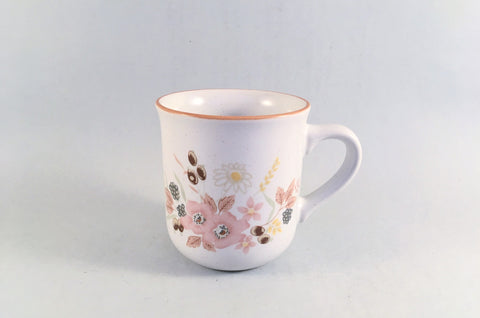 "Boots - Hedge Rose - Mug - 3 1/8 x 3 3/8"" - The China Village"