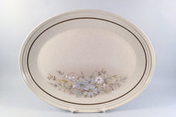 "Royal Doulton - Florinda - Oval Platter - 13 1/4"" - The China Village"