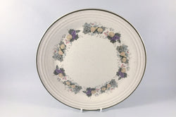 "Royal Doulton - Harvest Garland - Thin Line - Dinner Plate - 10 5/8"" - The China Village"