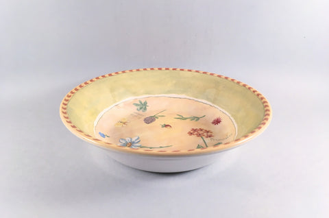 "Royal Stafford - Gardeners Journal - Serving Bowl - 10 1/2"" - The China Village"