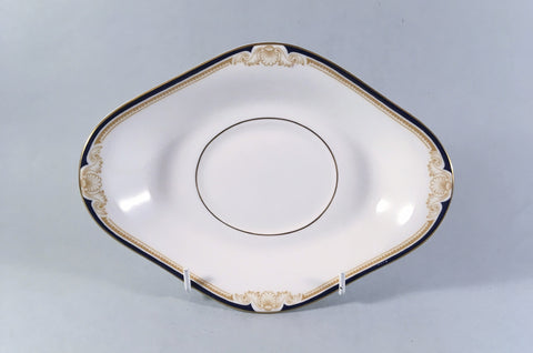 Wedgwood - Cavendish - Sauce Boat Stand - The China Village
