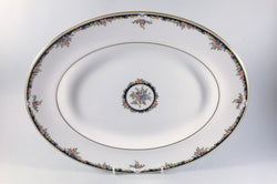 "Wedgwood - Osborne - Oval Platter - 14"" - The China Village"