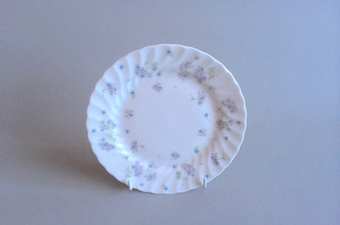 "Wedgwood - April Flowers - Side Plate - 6 3/4"" - The China Village"