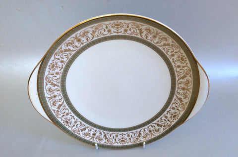 "Minton - Aragon - Bread & Butter Plate - 10 1/2"" - The China Village"