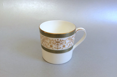 "Minton - Aragon - Coffee Can - 2 3/8 x 2 3/8"" - The China Village"