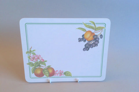 "Marks & Spencer - Ashberry - Placemat - 9 1/2"" x 7 3/8"" - The China Village"