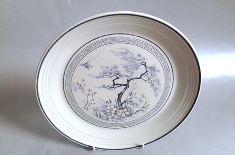 "Royal Doulton - Asian Dawn - Breakfast Plate - 9 5/8"" - The China Village"