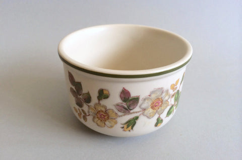 "Marks & Spencer - Autumn Leaves - Sugar Bowl - 4 1/8"" - The China Village"