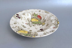 "Johnsons - Autumn's Delight - Fruit Saucer - 6 1/2"" - The China Village"