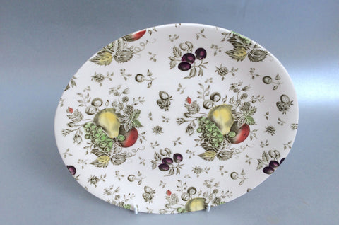 "Johnsons - Autumn's Delight - Starter Plate - 9 3/8"" - The China Village"