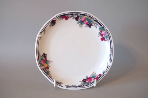 "Royal Doulton - Autumn's Glory - Side Plate - 6 1/2"" - The China Village"