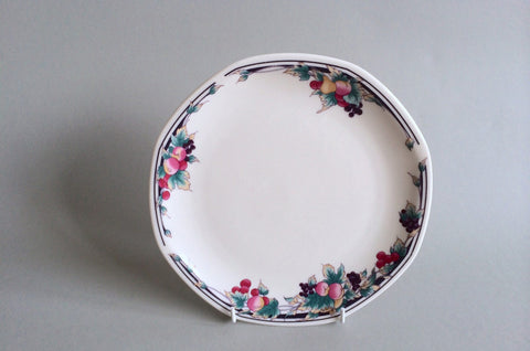 "Royal Doulton - Autumn's Glory - Starter Plate - 8 1/4"" - The China Village"