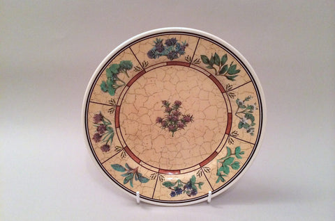 "Staffordshire - Banbury Fayre - Starter Plate - 8"" - The China Village"