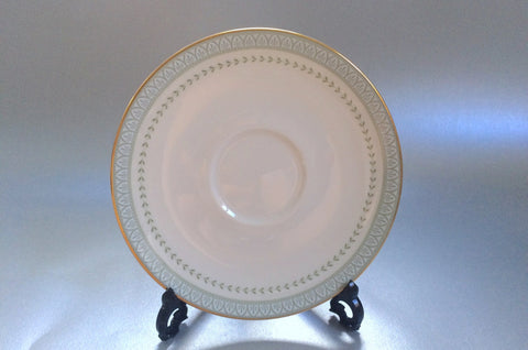 "Royal Doulton - Berkshire - Tea / Soup Cup Saucer - 6 1/4"" (Flatter Style) - The China Village"