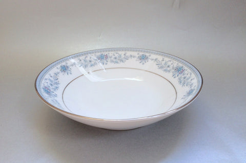 "Noritake - Blue Hill - Cereal Bowl - 7 1/2"" - The China Village"