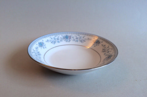 "Noritake - Blue Hill - Fruit Saucer - 5 1/2"" - The China Village"