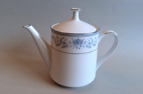 Noritake - Blue Hill - Teapot - 2pt - The China Village