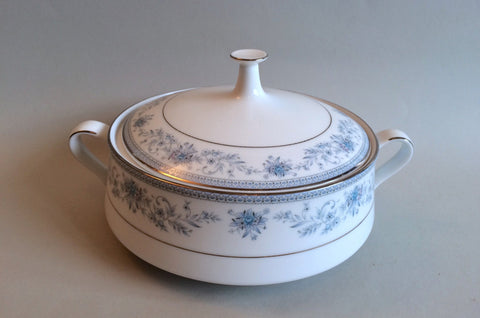 Noritake - Blue Hill - Vegetable Tureen - Lidded - The China Village