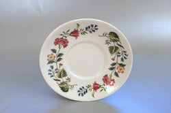 "Wedgwood - Box Hill - Coffee Saucer - 4 3/4"" - The China Village"
