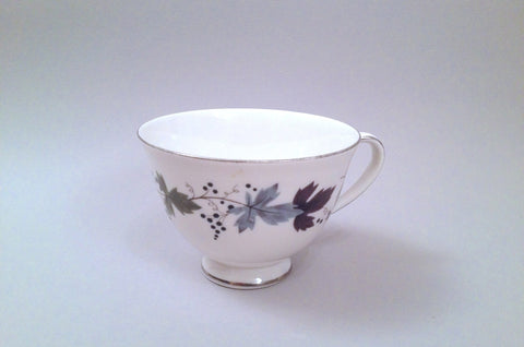 "Royal Doulton - Burgundy - Teacup - 4"" x 2 5/8"" - The China Village"