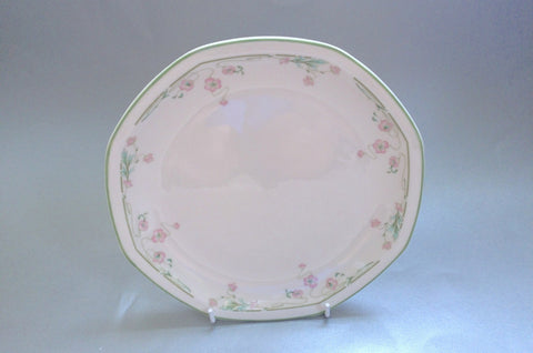 "Royal Doulton - Caprice - Starter Plate - 8 1/4"" - The China Village"
