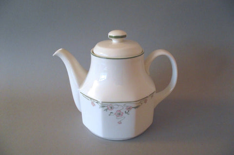 Royal Doulton - Caprice - Teapot - 2pt - The China Village
