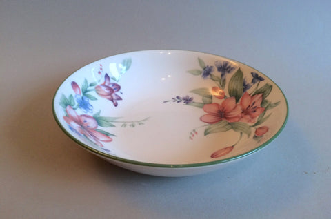 "Royal Doulton - Carmel - Cereal Bowl - 7"" - The China Village"