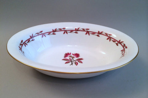 "Minton - Carmine - Vegetable Dish - 10"" - The China Village"