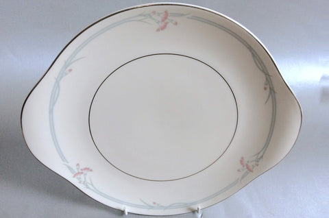 Royal Doulton - Carnation - Bread & Butter Plate - 10 3/4""
