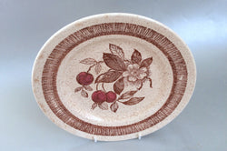 "Churchill - Cherry Ripe - Breakfast Plate - 9 5/8"" - The China Village"