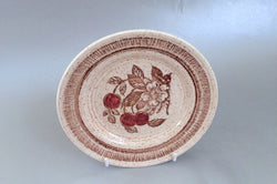 "Churchill - Cherry Ripe - Side Plate - 6 3/4"" - The China Village"