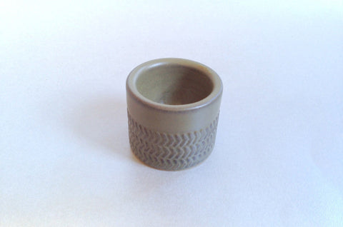 Denby - Chevron - Egg Cup - The China Village
