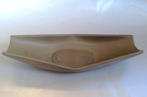 "Denby - Chevron - Serving Dish - 13 1/4"" - The China Village"