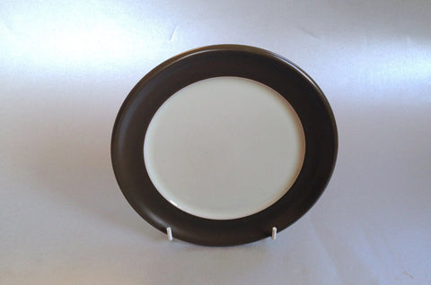 "Denby - Chevron - Side Plate - 6 5/8"" - The China Village"