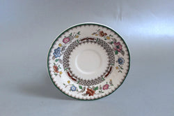 "Spode - Chinese Rose - New Backstamp - Coffee Saucer - 4 1/2"" - The China Village"