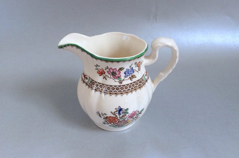 Spode - Chinese Rose - New Backstamp - Jug - 3/4pt - The China Village