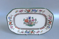 "Spode - Chinese Rose - New Backstamp - Platter - 10 1/4"" - The China Village"